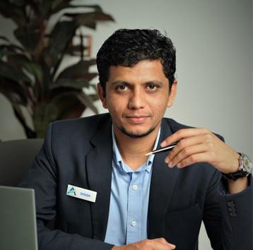 Ahmad Shaidh KM