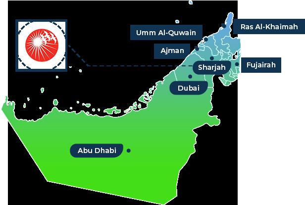 SAIF Map