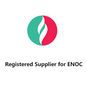 A & A Associate is registered service provider for ENOC MARKETING LLC
