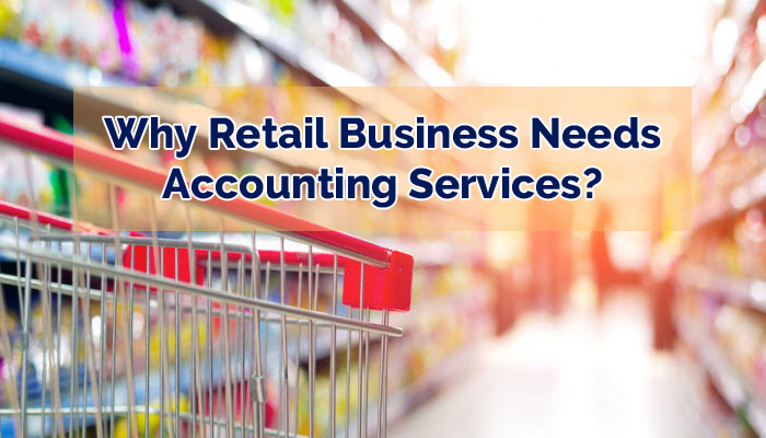 Retail Business Accounting Services