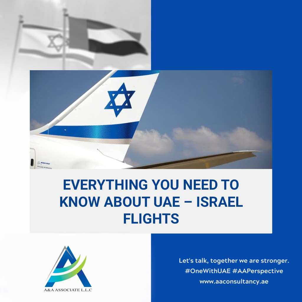 UAE – Israel flights