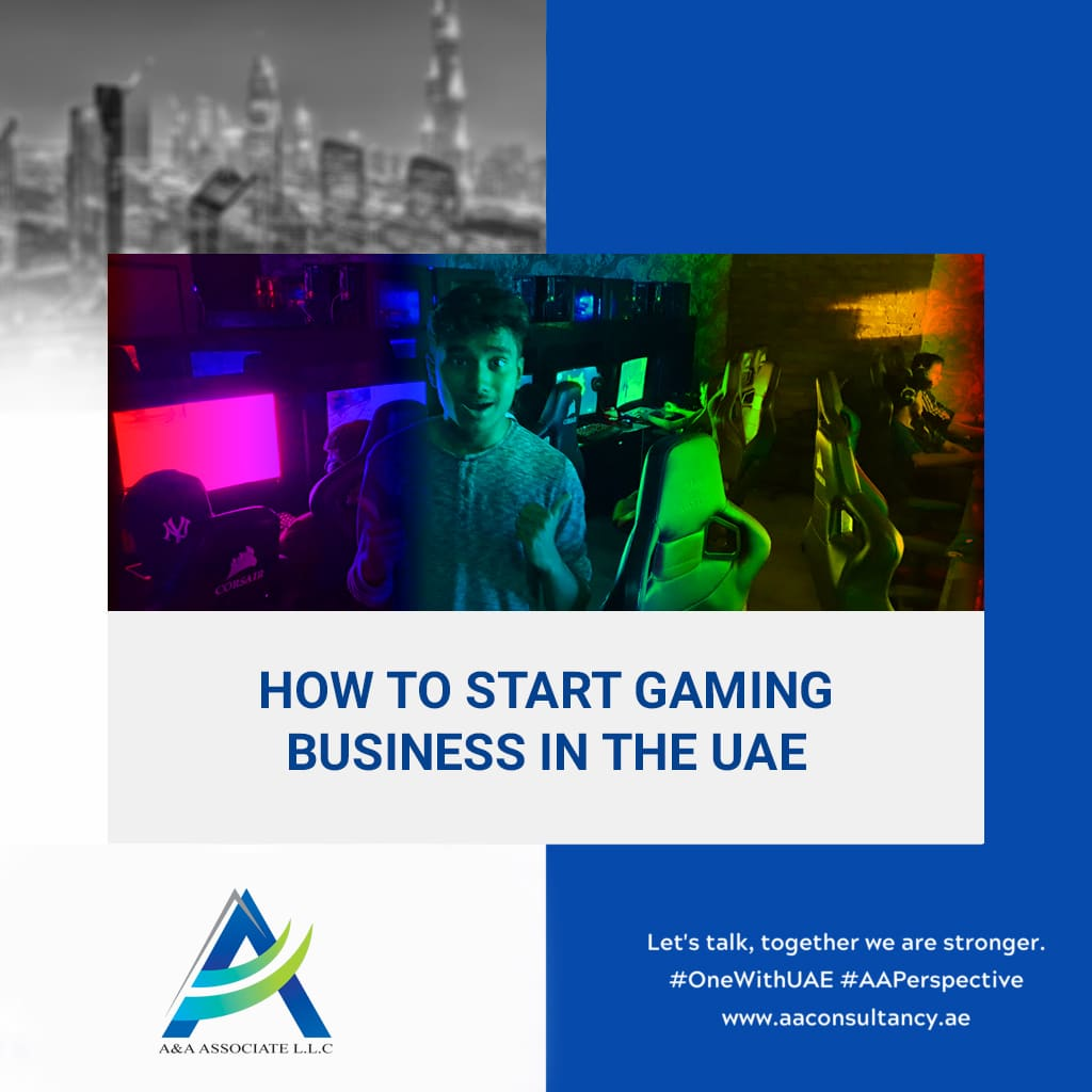 gaming business in the UAE