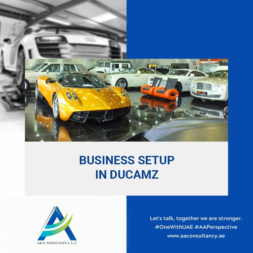 Dubai Car and Automotive City Free Zone