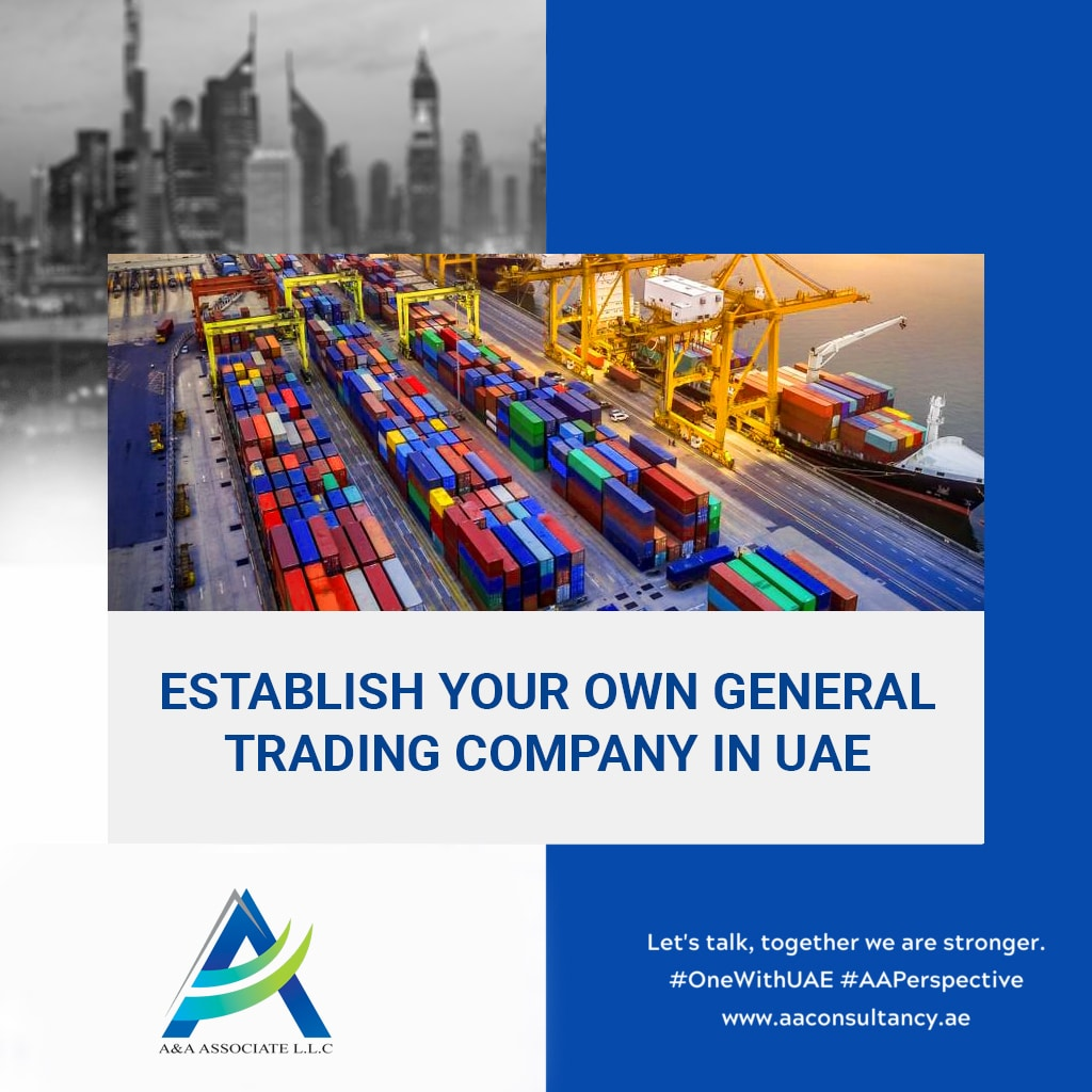General trading company in UAE