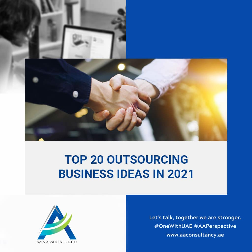 Top 20 outsourcing business ideas in 2021