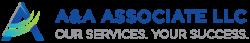 A&A ASSOCIATE LLC LOGO